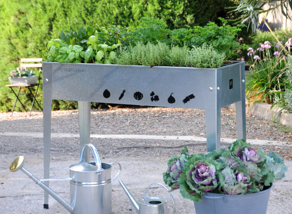 Huerto Urbano Grow Table